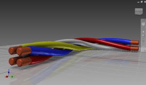 Verdrehte Kabel-1