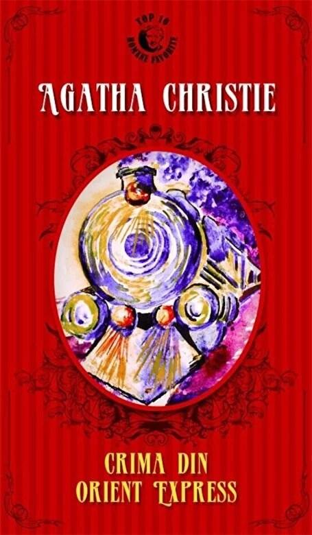 Agatha Christie - Crima din Orient Express -