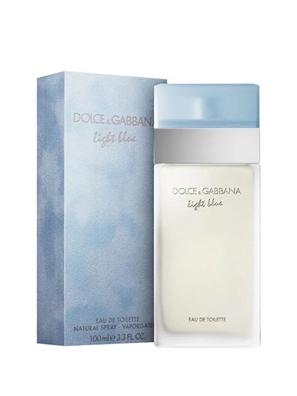 Dolce & Gabbana - Apa de toaleta Dolce & Gabbana Light Blue, 100 ml, Pentru Femei - Incolor