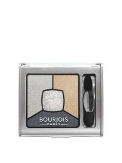 Bourjois - Fard de pleoape Bourjois Smoky Stories, 09 Greyzy In Love, 3.2 g - Incolor