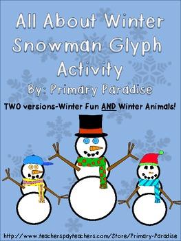free snowman glyph