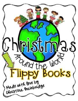 Christmas Around the World Flippy Books