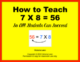 Highly Effecting Teaching Resource Product Cover