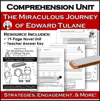 Free Downloads: Miraculous Journey of Edward Tulane Novel Unit