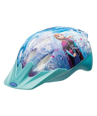 Frozen Bike Helmet
