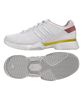 x Stella McCartney White Barricade Running Shoe