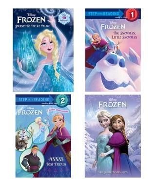 Frozen Reader Book Set
