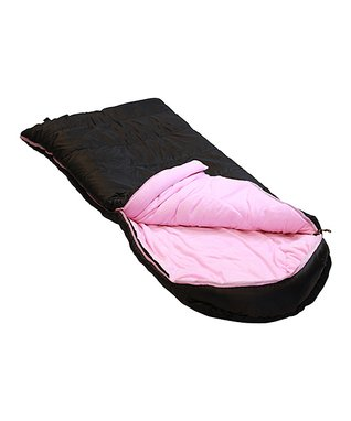 Cosmic Pink Ledge Springz 25-Degree Sleeping Bag