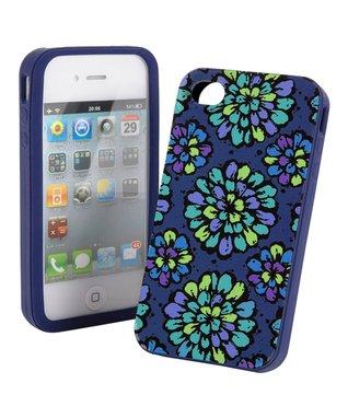 Indigo Pop Soft-Shell Case for iPhone 4/4s