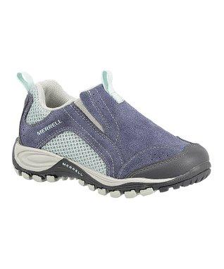 Nightshadow Blue Chameleon Suede Moc Sneaker