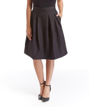 Black Sims Skirt