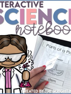 Kindergarten Interactive Science Journal