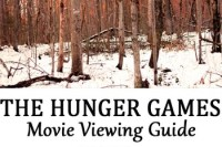 The Hunger Games Movie Analysis Graphic Organizer Pack
