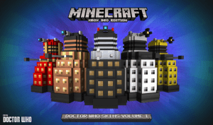 Minecraft Xbox Doctor Who Skin Pack Release Date Amp Price More MCDN360