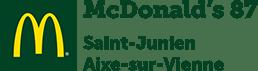 Restaurants McDonald's Saint Junien | Aixe-sur-Vienne