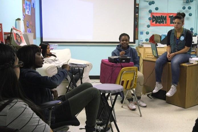 mentors high school