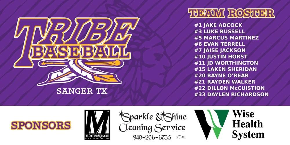 Tribe Baseball
