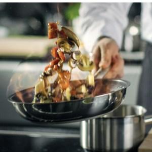 Frying pans & grills