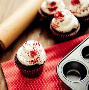 cupcake and muffin baking