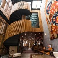 Bossa é novo conceito multi espaço que integra bar, restaurante e estúdio de gravação em São Paulo
