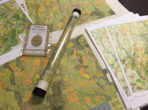 McElfresh Map Company's Gettysburg Products.
