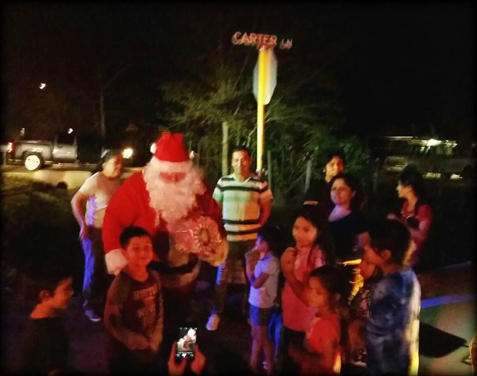 mcesd9 santa walk