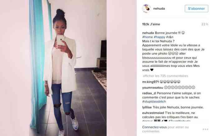 LesAnges8 : Nehuda pense que ses « haters » l'idolâtrent