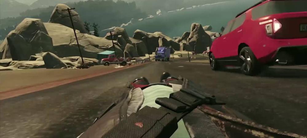 PlayStation VR Luge