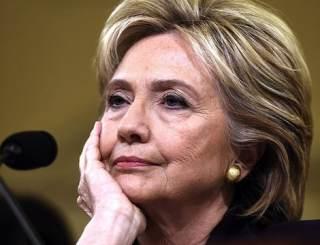Election US: Hillary Clinton devance Donald Trump d'un million de voix