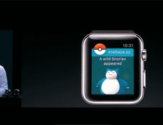 Pokémon GO: Niantic confirme l'arrivée sur Apple Watch