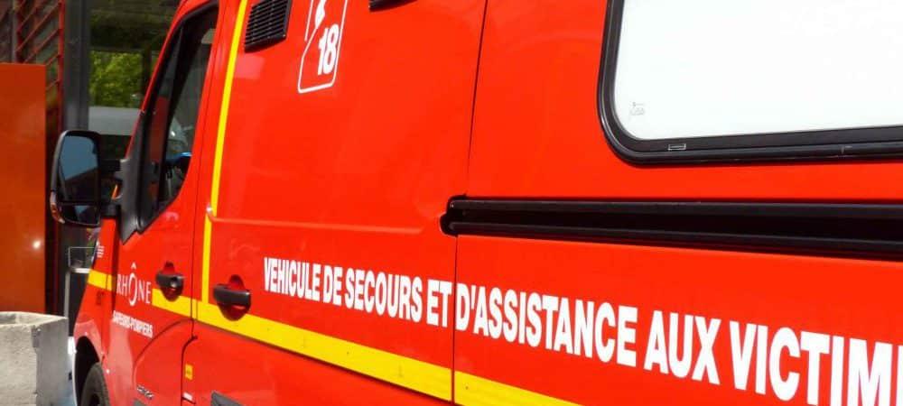 Brest: des pompiers se font voler leur camion pendant une intervention