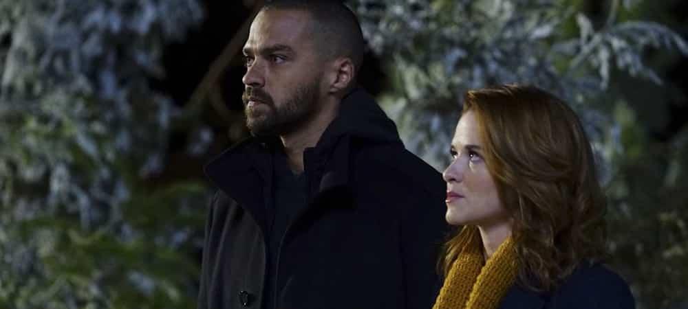 Grey's Anatomy saison 13: April et Jackson pourraient coucher ensemble!
