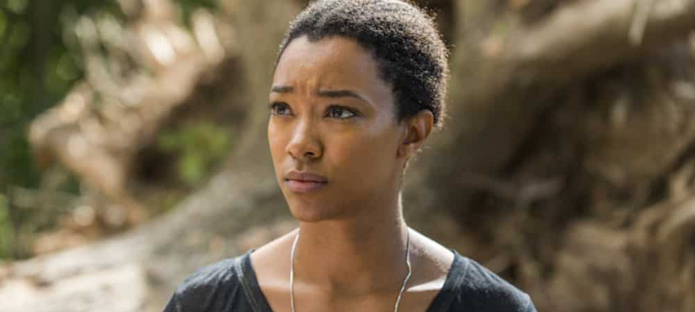 The Walking dead saison 7: Sasha pourrait-elle être encore en vie?