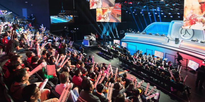 Overwatch League La Grande Finale Aura Lieu Au Barclays