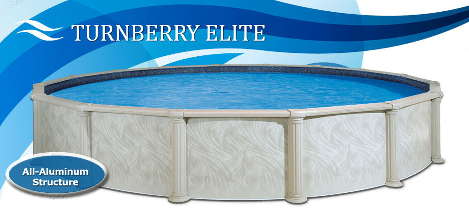 turnberry elite above ground pool
