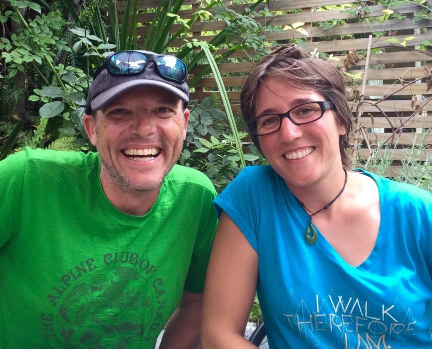 Next Steps: Post-walk Reunions with Nov 1 Cohort