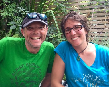 Next Steps: Post Walk Reunions