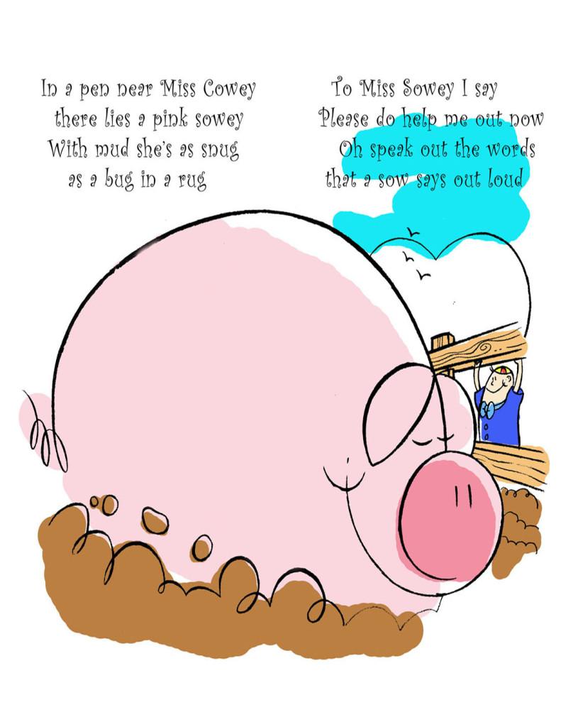 Pig in Pen 10001