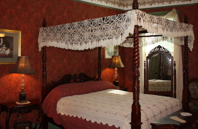 McFarlin House Bed and Breakfast, Quincy FL - Ribbons and Roses