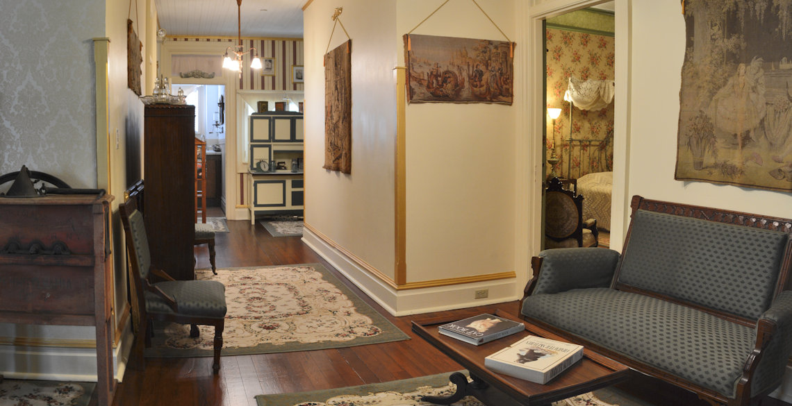 McFarlin House Bed and Breakfast in Quincy, FL - Common Area