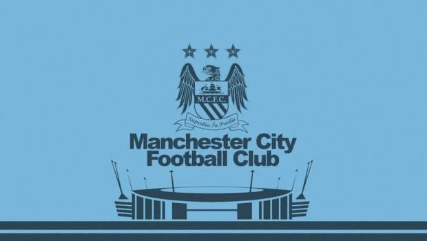 Manchester City's Alvaro Negredo celebrates completing his hat-trick
