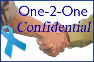 One-2-One Confidential logo