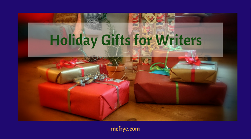 Holiday Gifts for the Writers in your Life