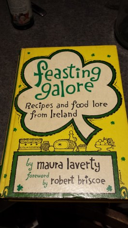 Despite the goofy cover, it's really a treasure of Irish cooking and history.
