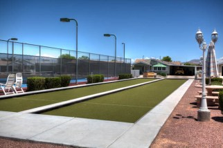 Bocce Ball, 55+ Active Adult Living in Mesa, AZ