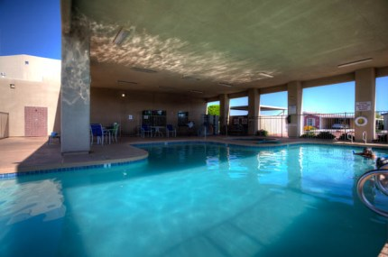 Our Pool at McGavin Ranch 55+ Resort