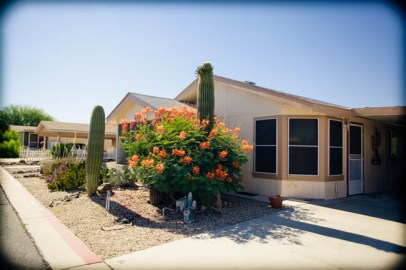 Beautiful homes and resort living in Mesa Arizona's Active Adult Community
