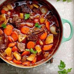 tastefoodblog beef stew