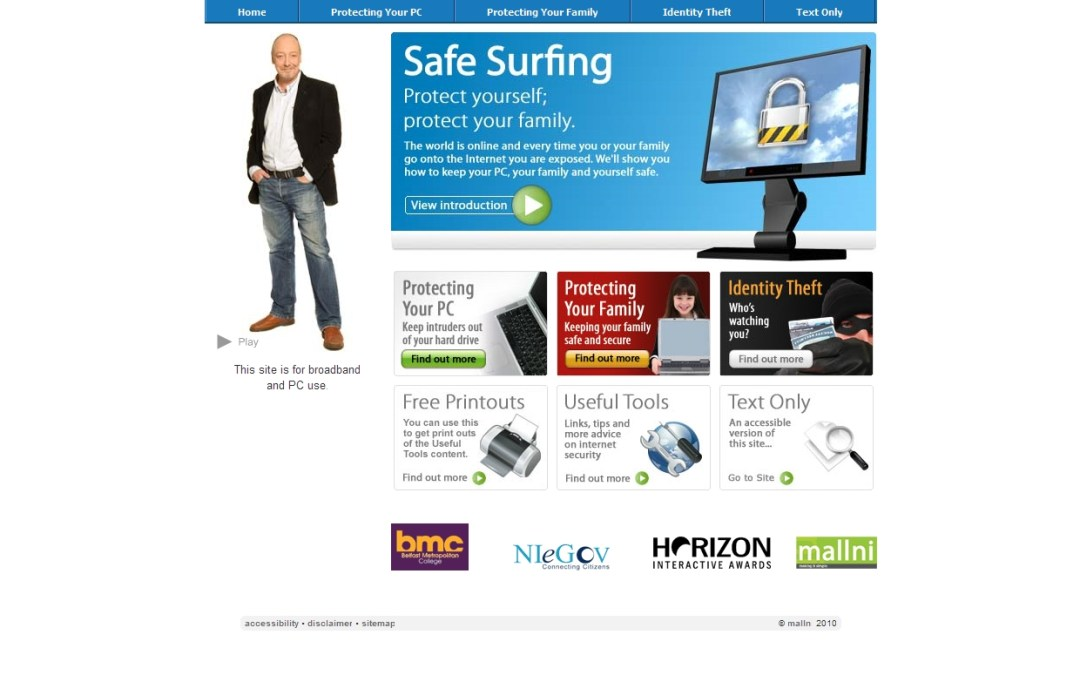 Safe Surfing Learning Resource