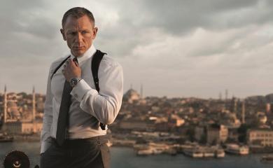 Film de James Bond tourné à Istanbul Crédit: turkslearnenglish.com